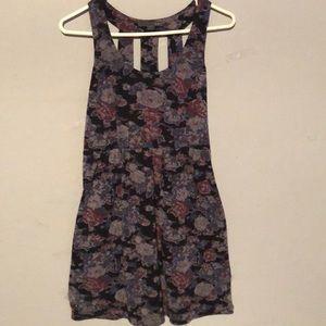 Forever 21 - Purple Floral dress